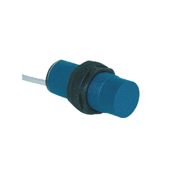 Czujnik odległości, pojemnościowy, 10-30V DC, PNP-NO, 30mm, przewód 2m.